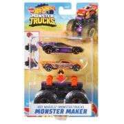 Hot Wheels Monster Trucks Monster Maker GWW13 Mattel