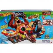 Hot Wheels Pista E Acessório Ataque Do Gorila Gtt94 Mattel