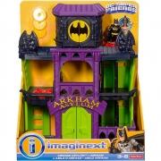 Imaginext Batman Asilo Arkham FDX24 Mattel