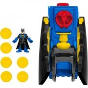 Imaginext Batman Batluva Ação Dupla DTP99 Mattel