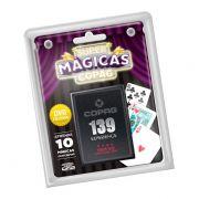Jogo Baralho Super Mágicas Com DVD Copag