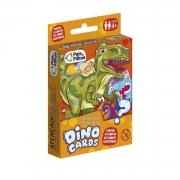 Jogo Da Memoria Dinocards 7221 Pais E Filhos