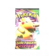 Jogo De Cartas Pokemon Voltagem Vivida 17540911 Copag