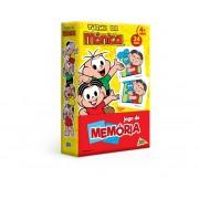 Jogo De Memória Turma Da Monica 24 Pares 2559 Toyster