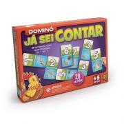 Jogo Domino Já Sei Contar 1694 Grow