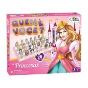 Jogo Quem é Você Princesas 2822 Pais E Filhos