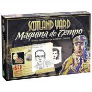 Jogo Scotland Yard Maquina Do Tempo 3330 Grow