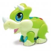 Junior Megasaur Tricerátopo Baby Musical 8435-7 Fun