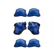 Kit De Proteção Com 6 Peças Azul 6647 Zippy Toys