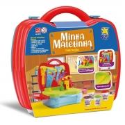Kit Minha Maletinha De Construção 8137 Diver Toys