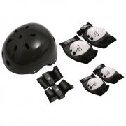 Kit Proteção Radical Com Capacete  M Preto 442207 Belfix