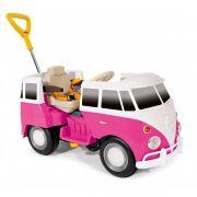 Kombus Passeio E Pedal Rosa 7904 Poliplac