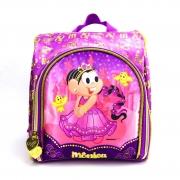Lancheira Com Acessórios Mônica Rapunzel 963D09 Pacific