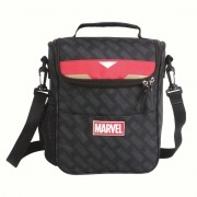Lancheira Térmica Marvel Universe Iron Man 11467 Dmw