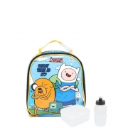 Lancheira Termica Soft Adventure Time 11452 Dmw