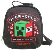 Lancheira Termica Soft Minecraft Com Porta Lanche E Garrafinha 11714 Dmw