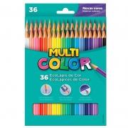 Lápis De Cor Com 36 Cores 113600N Multicolor