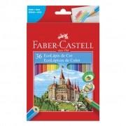 Lápis De Cor EcoLápis 36 Cores Faber Castell