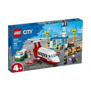 Lego City Aeroporto Central 286 Peças 60261
