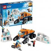 Lego City Caminhão Explorador Do Ártico 322 Peças 60194