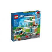 Lego City Casa De Família Moderna 388 Peças 60291