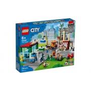 Lego City Centro Da Cidade 790 Peças 60292