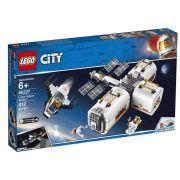 Lego City Estacao Espacial Lunar 60227 Lego