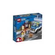 Lego City Unidade De Cães Policiais 67 Peças 60241