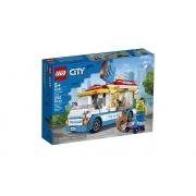 Lego City Van De Sorvetes 200 Peças 60253
