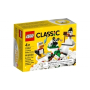 Lego Classic Blocos Brancos Criativos 60 Peças 11012