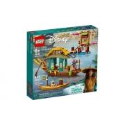 Lego Disney O Barco De Boun 247 Peças 43185