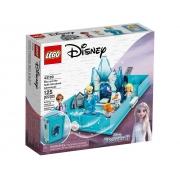 Lego Disney O Livro De Aventuras De Elsa E Nokk 43189