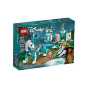 Lego Disney Raya E O Dragão Sisu 216 Peças 43184