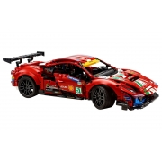 Lego Ferrari 488 Gte Af Corse 1677 Peças 42125