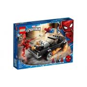 Lego Homem Aranha e Ghost Vs Carnage 212 Peças 76173