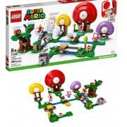 Lego Mario Caça Ao Tesouro De Toad Pacote De Expansão 71368