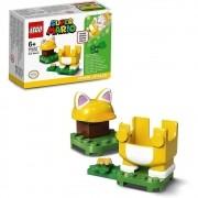 Lego Mario Gato Power Up 11 Peças 71372