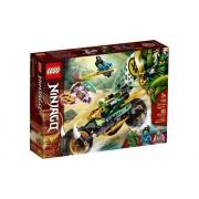 Lego Ninjago Chopper Da Selva De Lloyd 183 Peças 71745
