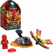 Lego Ninjago Rajada De Spinjitzu Kai 48 Peças 70686