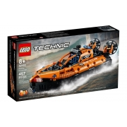 Lego Technic Hovercraft De Resgate 457 Peças 42120