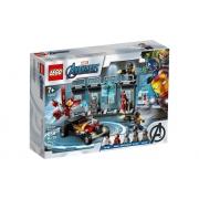 Lego Vingadores Arsenal Do Homem De Ferro 258 Peças 76167