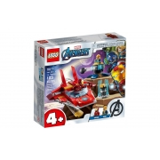 Lego Vingadores Homem De Ferro Vs Thanos 103 Peças 76170