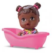 Little Dolls Banheirinha Negra 8038 Diver Toys