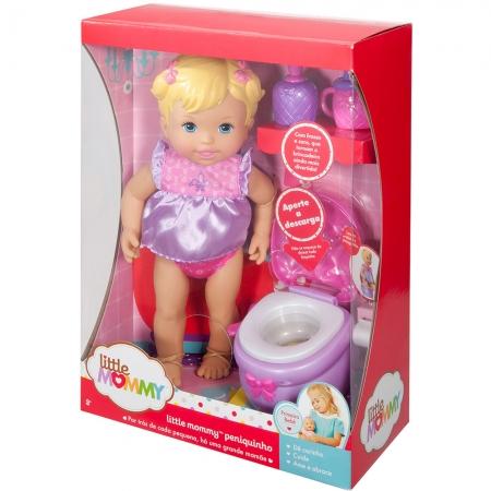 Little Mommy Peniquinho Mattel X1519 Mattel