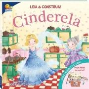 Livro Leia E Construa Cinderela Todolivro