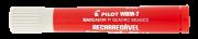 Marcador Para Quadro Branco Recarregável WBM7 Vermelho Pilot