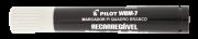 Marcador Para Quadro Branco Recarregável WBM-7 Preto Pilot