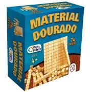 Material Dourado 74 Peças 2910 Pais Filhos