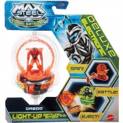 Max Steel Turbo Fighters Sort Deluxe Y1399 Mattel