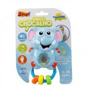 Meu Amigo Chocalho Elefante Zoop Toys